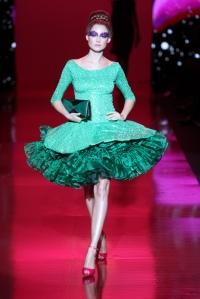 Green Barbie Dress